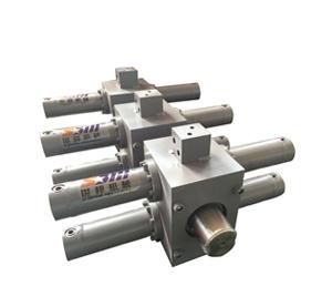 swviel gear hydraulic cylinder