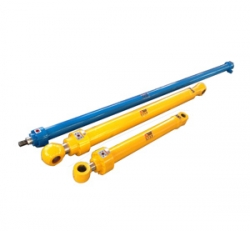 Engineering hydraulic cylinder