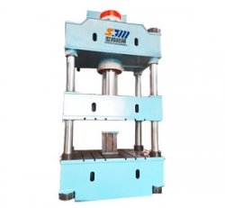 Four - column hydraulic press