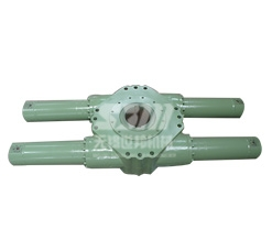 Φ140-360° rack and pinion swing cylinder