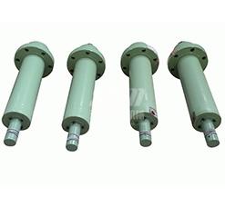 Front flange sensor oil cylinder