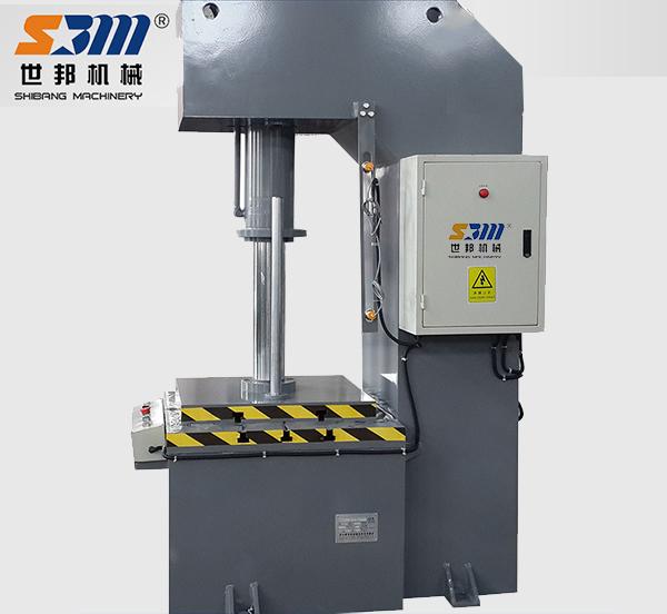 ZBJ-DD-6.3T单柱液压机