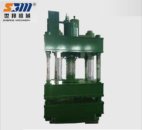 高精密电动液压机